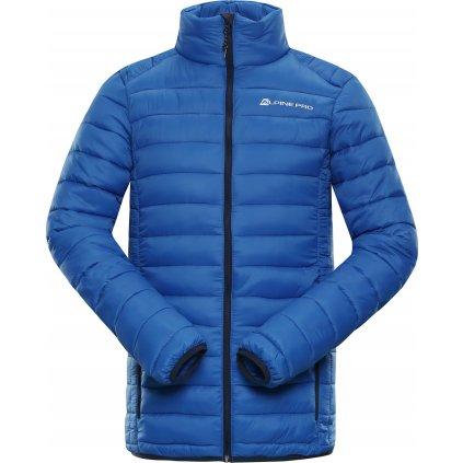 Pánská bunda ALPINE PRO Tatar modrá