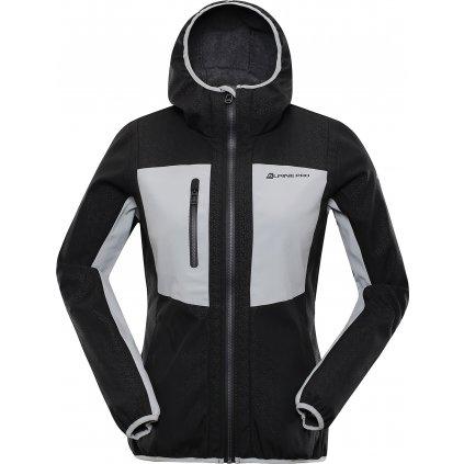 Dámská softshellová bunda ALPINE PRO Storma 2 černá