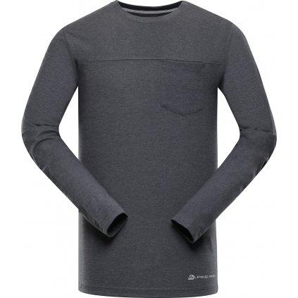 Pánské triko ALPINE PRO Maud šedá