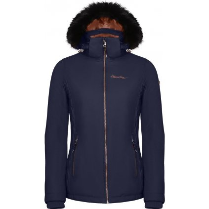 Dámská lyžařská bunda ALPINE PRO Memka 4 modrá