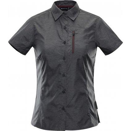 Dámská košile ALPINE PRO Lurina 2 šedá