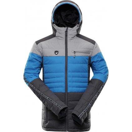 Pánská zimní bunda ALPINE PRO Neith 2 černá
