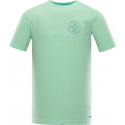 Pánské triko ALPINE PRO Rozen modrá
