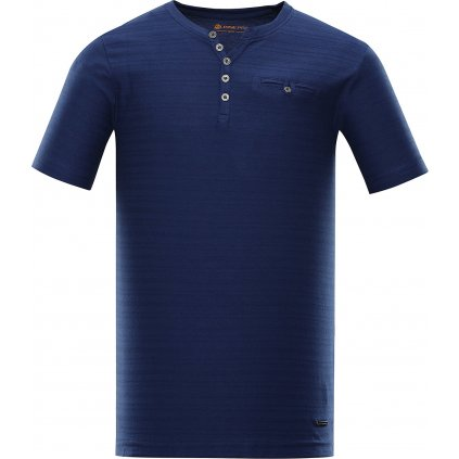 Pánské triko ALPINE PRO Roper 4 modrá