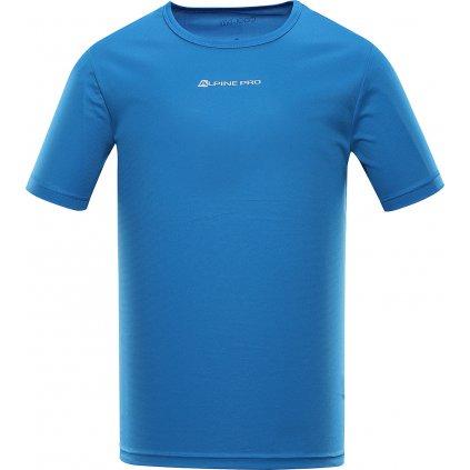 Pánské triko ALPINE PRO Nasmas 3 modrá