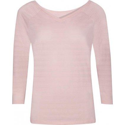 Dámské triko ALPINE PRO Gayla 2 růžová