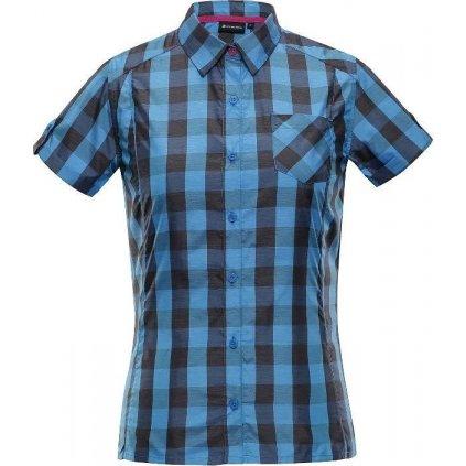 Dámská košile ALPINE PRO Lurina modrá