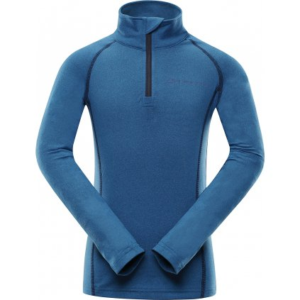 Dětské funkční triko ALPINE PRO Neveo 4 modrá