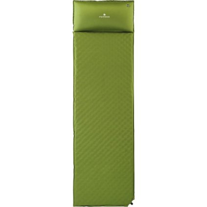Samonafukovací karimatka FERRINO Dream Pillow zelená