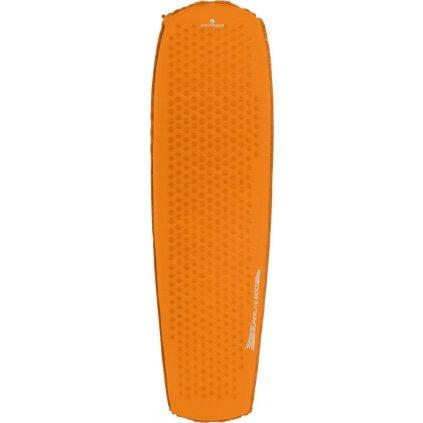Samonafukovací karimatka FERRINO Superlite 600 oranžová