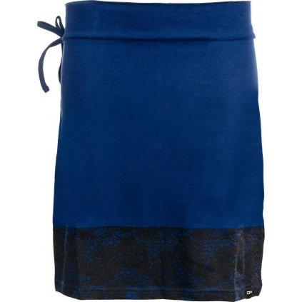 Dámská sukně ALPINE PRO Vaila modrá