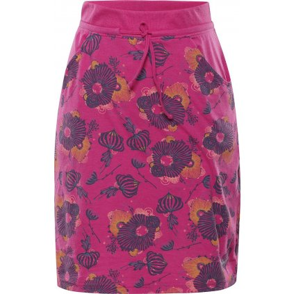 Dámská sukně ALPINE PRO Joira růžová