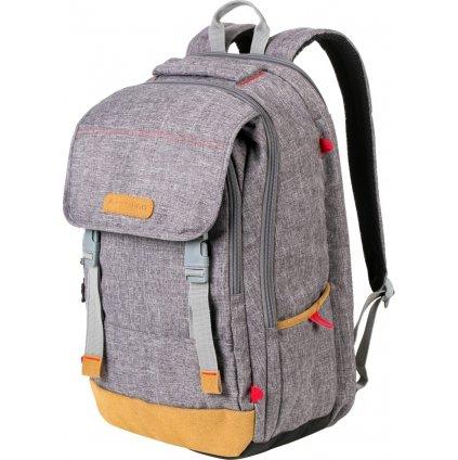 Městský batoh ALPINE PRO Monte šedá