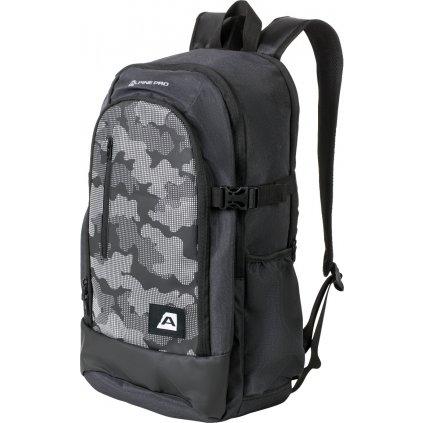 Outdoorový batoh ALPINE PRO Terene černá