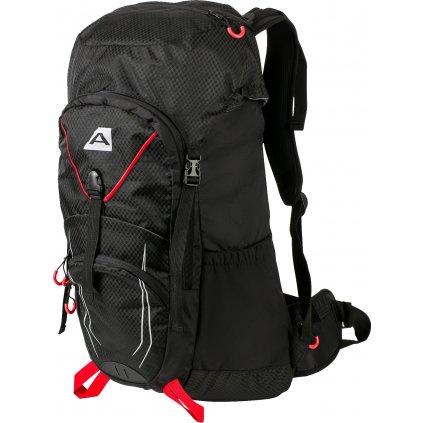 Outdoorový batoh ALPINE PRO Robe černá