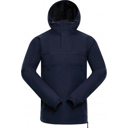 Pánská extra lehká bunda ALPINE PRO Celest modrá