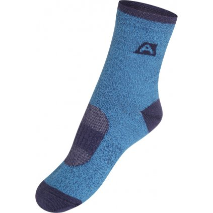 Dětské ponožky ALPINE PRO Rapid 2 modrá