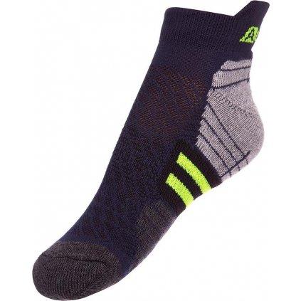 Dětské ponožky ALPINE PRO Dono černé