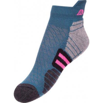 Dětské ponožky ALPINE PRO Dono modré