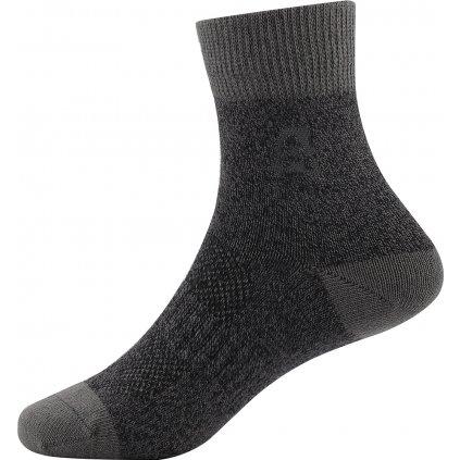 Dětské ponožky ALPINE PRO 3rapid 2 černá