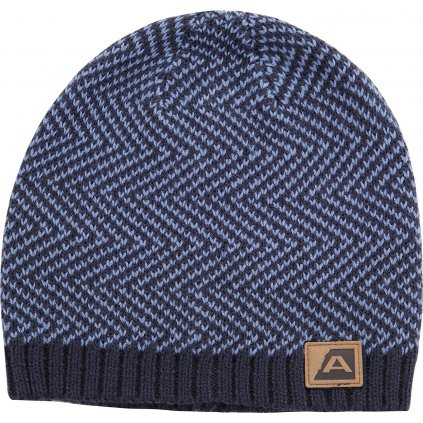 Zimní čepice ALPINE PRO Hilarge modrá