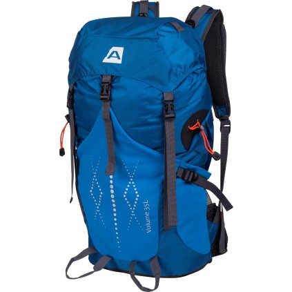 Batoh turistika ALPINE PRO Austin 35L modrá