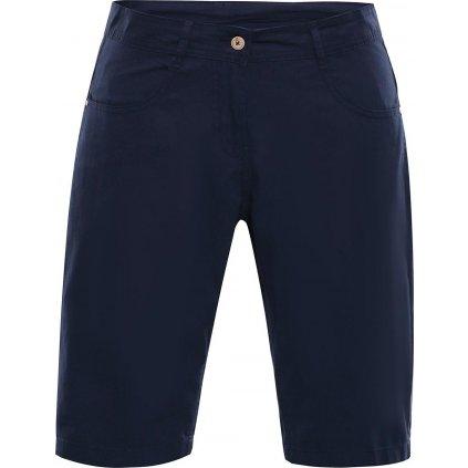 Dámské šortky ALPINE PRO Aklima 2 modrá