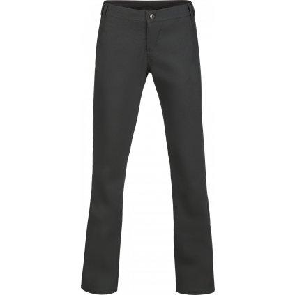 Dámské bavlněné kalhoty ALPINE PRO Hilda černá