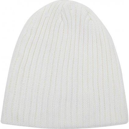 Zimní čepice ALPINE PRO Nour bílá