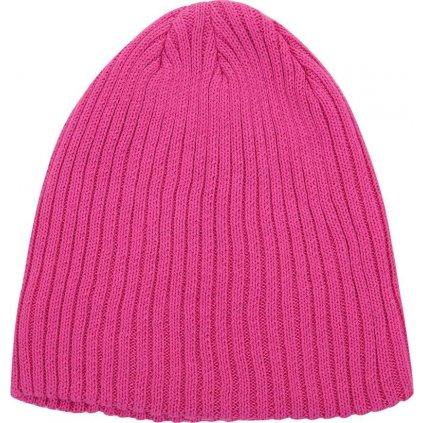 Zimní čepice ALPINE PRO Nour růžová