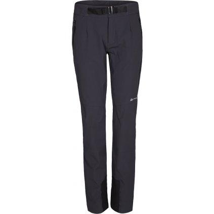 Dámské softshellové kalhoty ALPINE PRO Rohana šedá