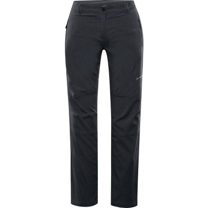 Pánské softshellové kalhoty ALPINE PRO Carb 4 šedá