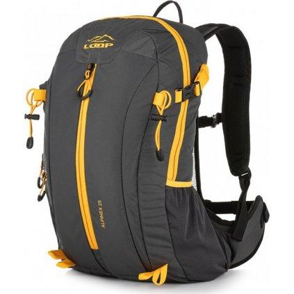 Turistický batoh LOAP Alpinex 25 šedá