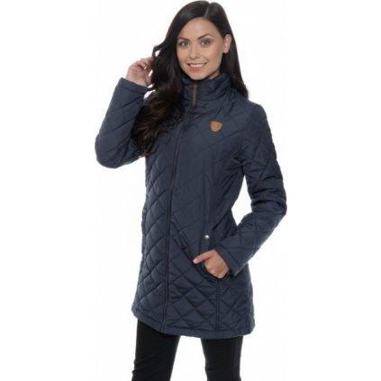 Dámský kabát SAM 73 Enid modrá