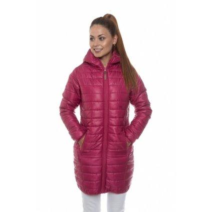 Dámský kabát SAM 73 Radeka růžová