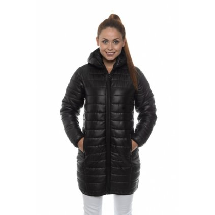 Dámský kabát SAM 73 Jacintha černá