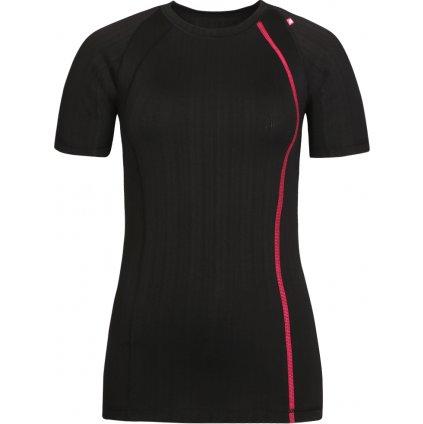 Dámské funkční triko ALPINE PRO Undera černá