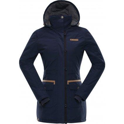 Dámský kabát ALPINE PRO Edite 4 modrá