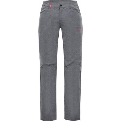Dámské softshellové kalhoty ALPINE PRO Timera šedá