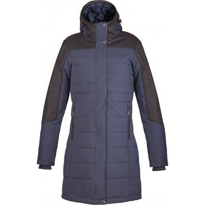 Dámský zateplený kabát ALPINE PRO Tessa 2 modrá