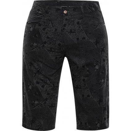 Pánské šortky ALPINE PRO Aklim 3 černá