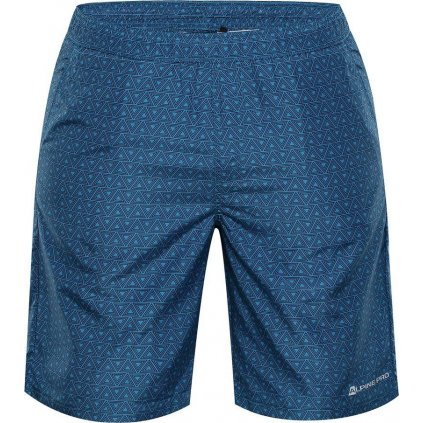 Pánské šortky ALPINE PRO Kael 2 modrá