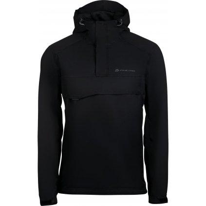 Pánská outdoorová bunda ALPINE PRO Celest černá