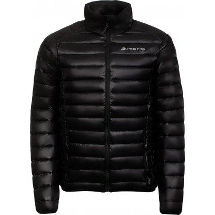Pánská zimní bunda ALPINE PRO Tatar černá