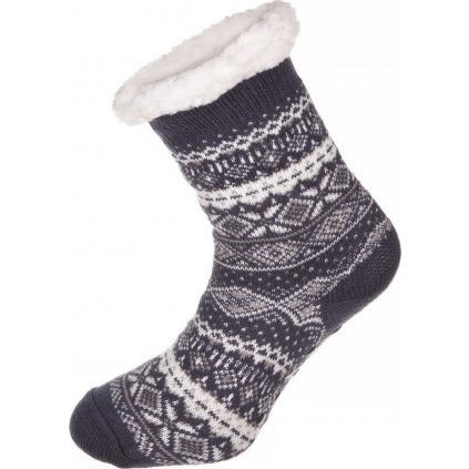Ponožky ALPINE PRO Sinnir 2 šedá