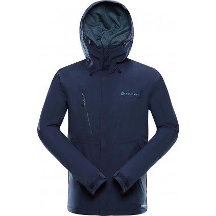 Pánská outdoorová bunda ALPINE PRO Lank modrá