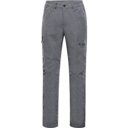 Pánské softshellové kalhoty ALPINE PRO Timer šedá