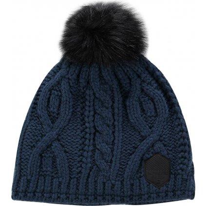 Zimní čepice ALPINE PRO Garbine modrá