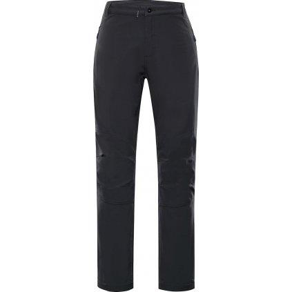 Pánské softshellové kalhoty ALPINE PRO Carb 3 Ins. šedá