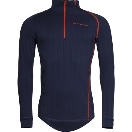 Pánské funkční triko ALPINE PRO Pegasos 2 modrá